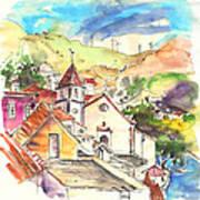 Alcoutim In Portugal 07 Art Print