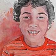 Alec Art Print