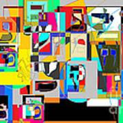 Alef Bais 1 Art Print