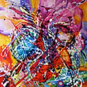 Alesecrito Art Print