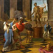 Alexander Consulting The Oracle Of Apollo Art Print