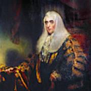 Alexander Wedderburn(1733-1805) Art Print