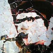 Alexander With Sax Art Print