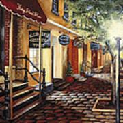 Alexandria At Dawn Art Print