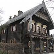 Alexandrowka - Russian Village - Potsdam Art Print