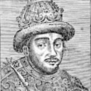 Alexei Mikhailovich (1629-1676) Art Print