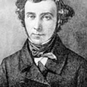 Alexis De Tocqueville Art Print