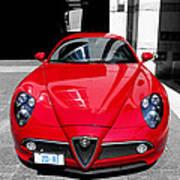 Alfa Romeo 1c Art Print