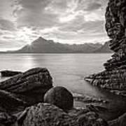 Algoll Skye Scotland Art Print