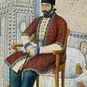 Ali Quli Mirza Art Print