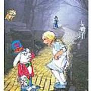 Alice Lost Art Print