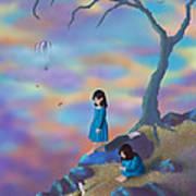 Alice's Ambivalence Art Print