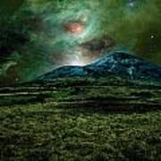Alien World Art Print