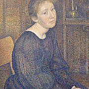 Aline Marechal Art Print