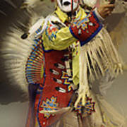 Pow Wow All About Time Art Print