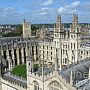 All Souls College Art Print