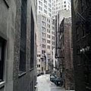 Alley 5 Art Print