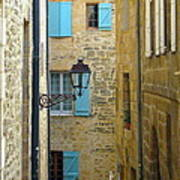Alleys Of Sarlat II Art Print