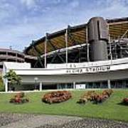Aloha Stadium Art Print