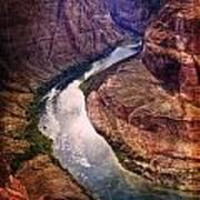 Along The Colorado River Art Print
