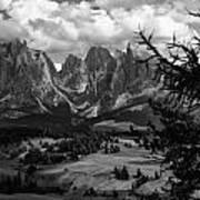 Alpes IIi Art Print