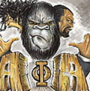Alpha Phi Alpha Fraternity Inc Art Print