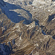 Alps - The Bowl Art Print