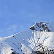 Alps Vista  Art Print