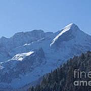 Alpspitze Bavaria 1 Art Print