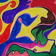 Alrisha The New Breed Art Print