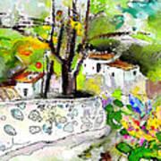 Altea La Vieja 04 Art Print