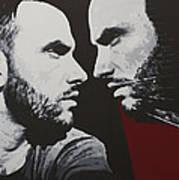 Alter-ego Art Print