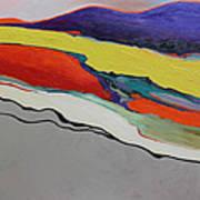 Altered Landscape Art Print