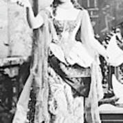 Alva Vanderbilt (1853-1933) Art Print