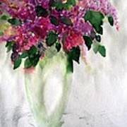 Alyvos - Lilacs Art Print