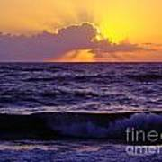 Amazing - Florida - Sunrise Art Print