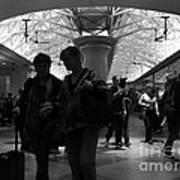 Amazing Penn Station - Otherworldly View Art Print