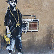 Ambivalence Banksy Art Print