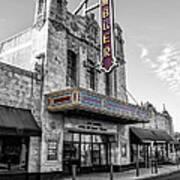 Ambler Theater In Ambler Pennsylvania Art Print