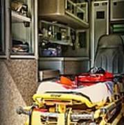 Ambulance - Trip Of A Lifetime  Art Print