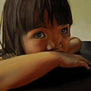 Amelie-an 7 Art Print