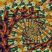 Amen Spiral Art Print