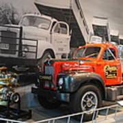 America On Wheels Museum - 4 Art Print