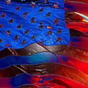 America Rising Art Print