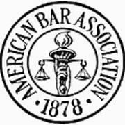 American Bar Association Art Print