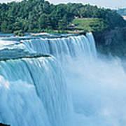 American Falls Niagara Falls Ny Usa Art Print