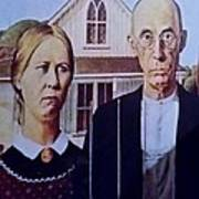 American Gothic Art Print