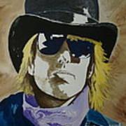 American Guy Art Print