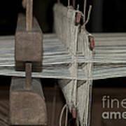 American Loom 3 Of 3 Art Print
