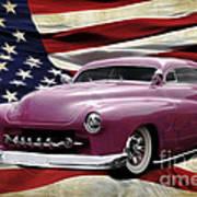 American Merc Art Print